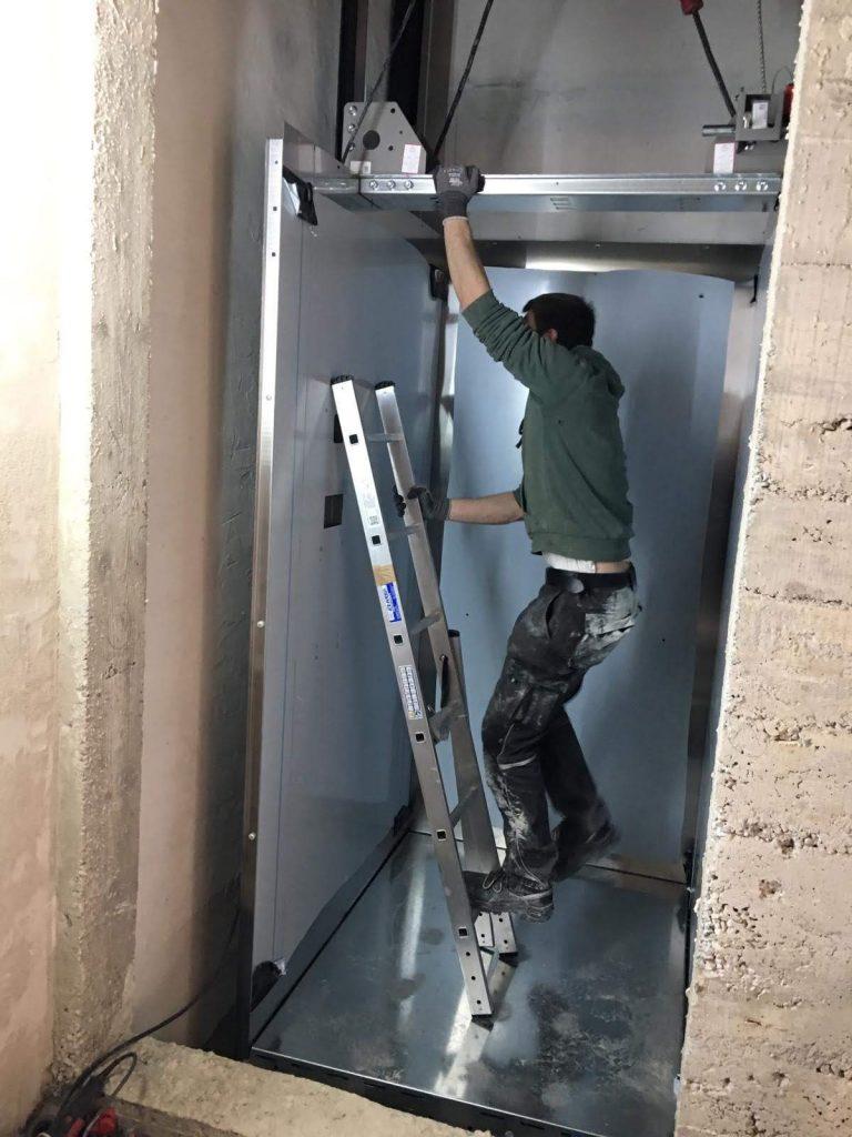 Montaža dizala i pokretnih stepenica